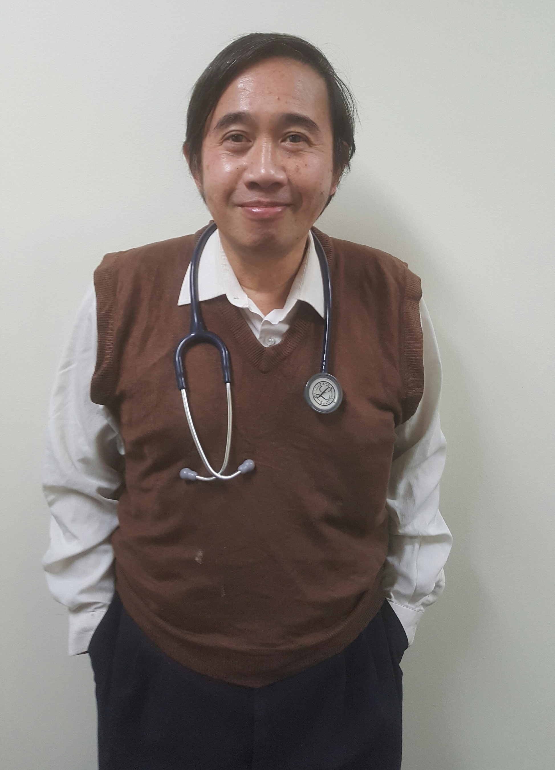 Photo of Dr Stephen Lim