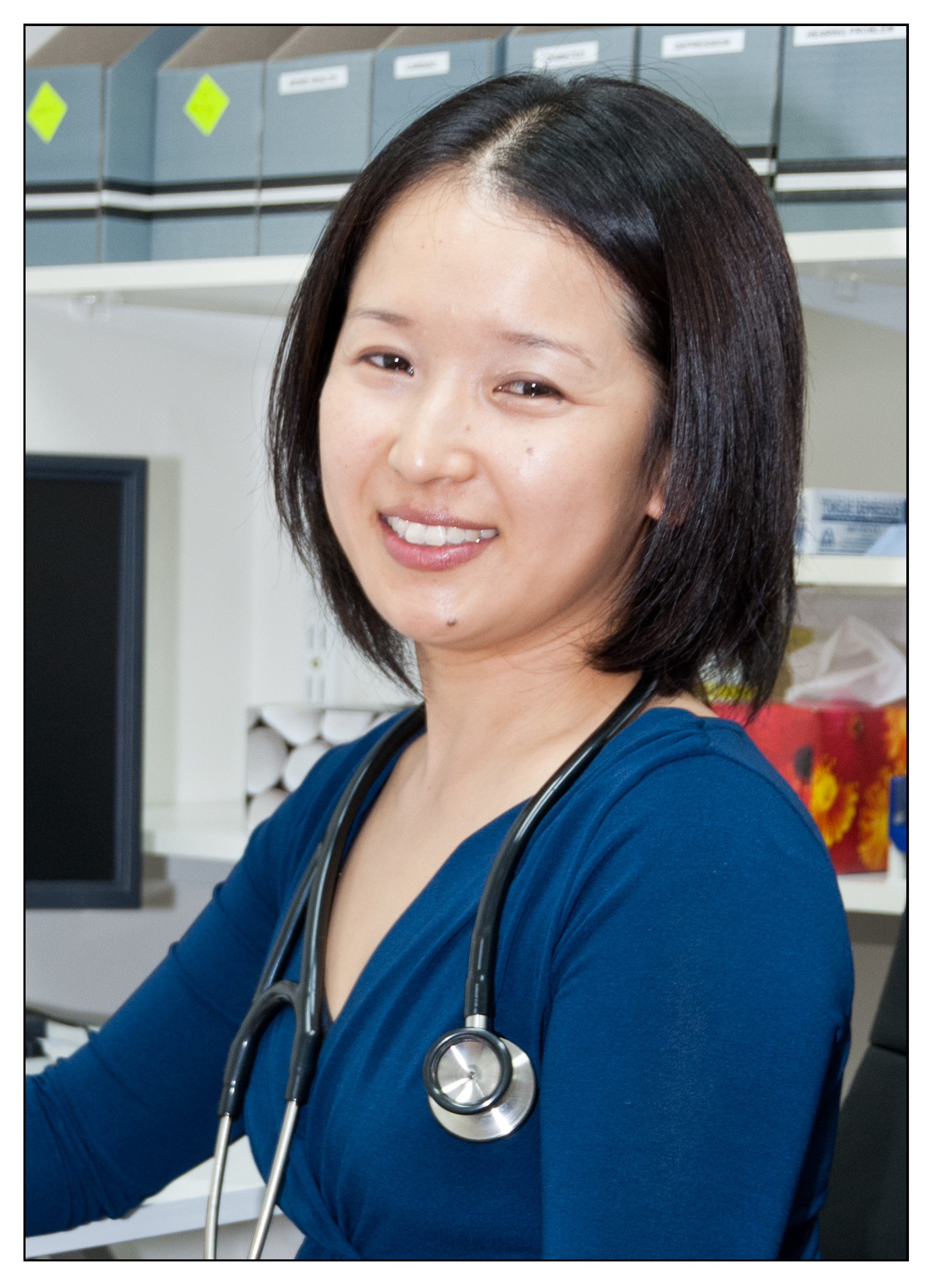 Photo of Dr Julie Son
