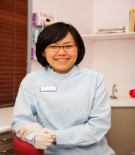 Photo of Dr Christina Wong