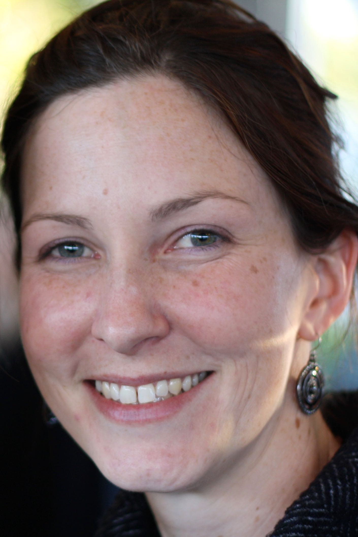 Photo of Dr Rebecca Farley