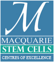 Macquarie Stem Cells Centres of Excellence Logo