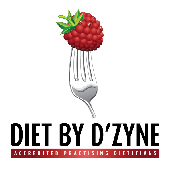 Diet By D'Zyne East Victoria Park Logo