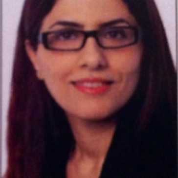 Dr May Al-Tamimi Photo