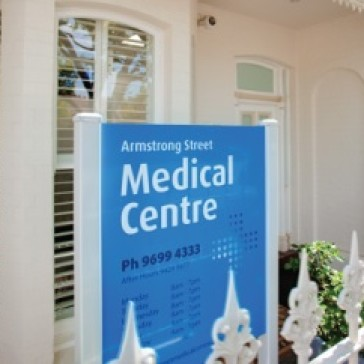 Armstrong Street Medical Centre