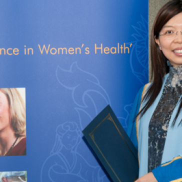 Dr Amy Tang Gynaecological Oncologist