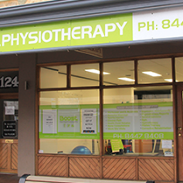 Boost Physiotherapy Port Adelaide