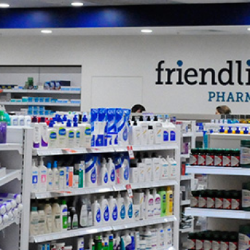 Friendlies Pharmacy High Wycombe